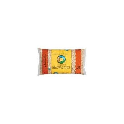 Full Circle Organic Long Grain Brown Rice (Case of 12)