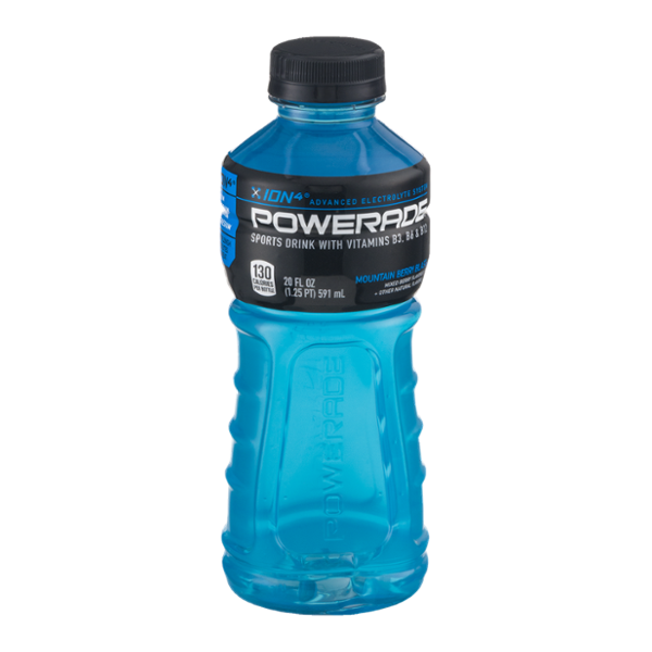 Powerade ION4 Sports Drink Mountain Berry Blast