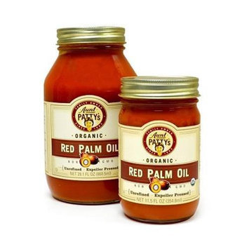 Aunt Patty`s Aunt Pattys BPC1059821 Red Palm Oil 6 x 11.5 Oz.