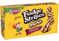 Keebler Fudge Stripes Minis Original Cookies