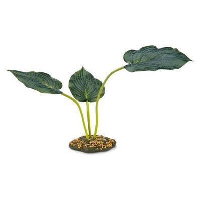 Penn Plax Reptology Dew-Drop Canopy Plant/Hosta