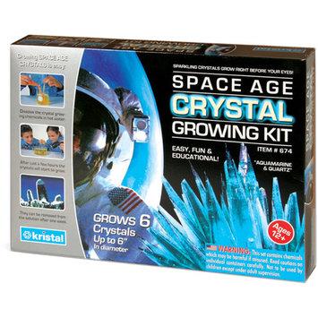 kristal Space 674 Age Crystal Growing Kit