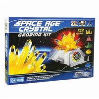 Space Age Crystals: 13 Crystals Deluxe Kit with LED Base