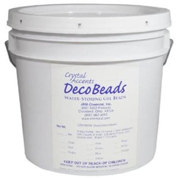 Jrm Chemicals JRM Chemical DB-S05 Deco Beads 5 lb pail Spring Green
