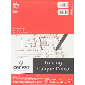 Canson Tracing Paper Pad 9