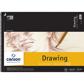 Canson Classic Artist Series Drawing Paper (Set of 12)