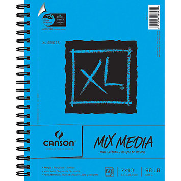 Canson XL Mix Media Pads and Sheets