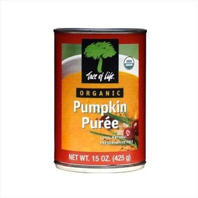 Tree of Life Organic Pumpkin Puree - 15 oz