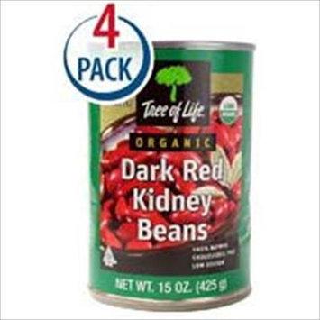 Bean Red Kdny Drk Org 15 OZ, Pack Of 6