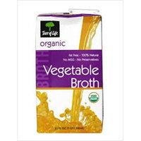 Tree of Life Vegetable Broth Organic - 32 fl oz