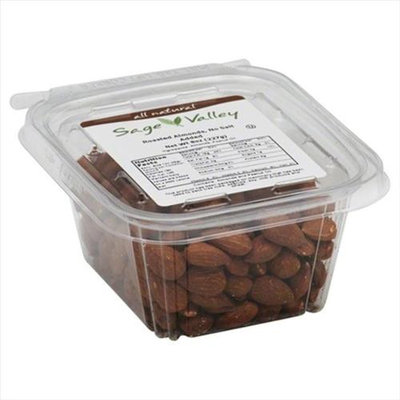 Sage Valley Nut Almond Np Sup Rst Ns 8 Oz -Pack of 6