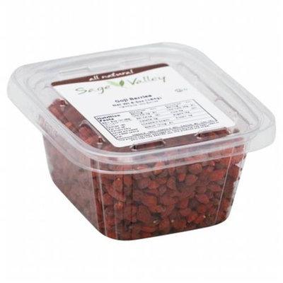 Sage Valley Fruit Goji Berry -Pack of 6