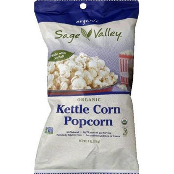 Sage Valley Popcorn Kettlecorn 6 OZ (Pack of 12)