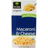 Tree of Life Organic Macaroni & Cheese 6 oz