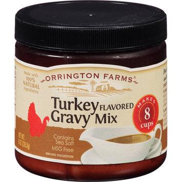Orrington Farms Turkey Flavored Gravy Mix, 8 oz, (Pack of 6)