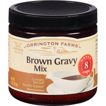Orrington Farms Brown Gravy Mix, 8 oz, (Pack of 6)
