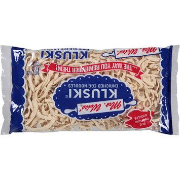 Mrs. Weiss' Kluski Enriched Egg Noodles, 8 oz, (Pack of 12)