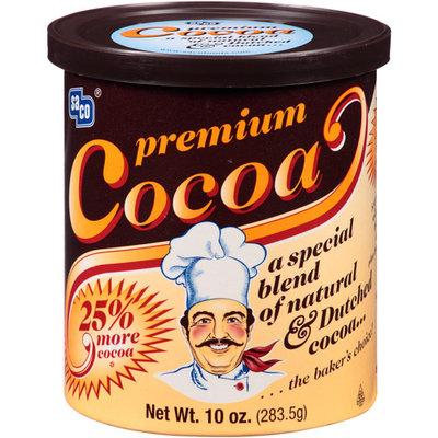 Saco Premium Cocoa