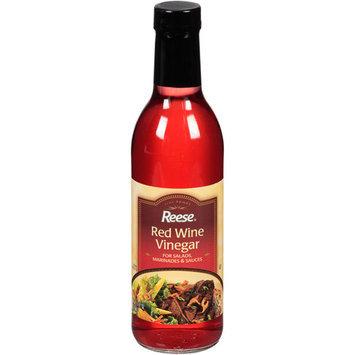Reese Red Wine Vinegar, 12.7 fl oz, (Pack of 6)