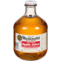 S Martinelli Martinelli's Gold Medal 100% Pure Apple Juice, 50.7 fl oz (Pack of 6)