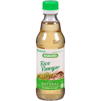 Nakano Rice Vinegar, 12 fl oz, (Pack of 6)