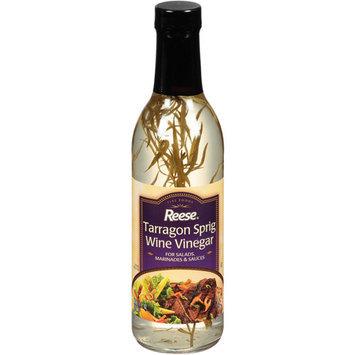 Reese Tarragon Sprig Wine Vinegar, 12.7 fl oz, (Pack of 6)