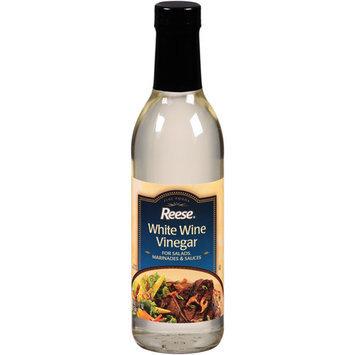 Reese White Wine Vinegar, 12.7 fl oz, (Pack of 6)