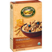 Nature's Path Organic Heritage Flakes Cereal, 13.25 oz, (Pack of 6)
