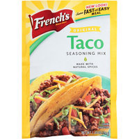 French's Original Taco Seasoning Mix