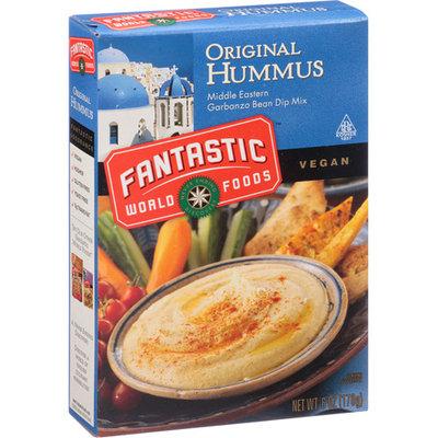 Fantastic Foods Fantastic World Foods Original Hummus Dip Mix, 6 oz, (Pack of 6)
