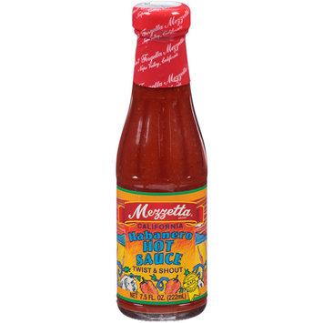 Mezzetta California Habanero Hot Sauce, 7.5 fl oz, (Pack of 12)