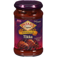 Patak's Original Tikka Marinade Mild, 10 oz, (Pack of 6)