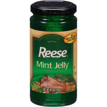 Reese Mint Jelly, 10.5 oz, (Pack of 12)
