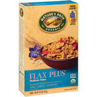 Nature's Path Organic Flax Plus Multibran Flakes Cereal, 13.25 oz, (Pack of 6)