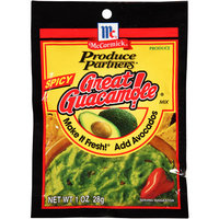 McCormick® Produce Partners Spicy Great Guacamole Mix