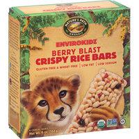 Nature's Path Organic Envirokidz Berry Blast Crispy Rice Bars, 6 oz, (Pack of 6)