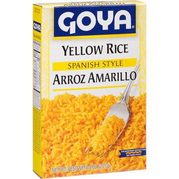 Goya Spanish Style Yellow Rice Arroz Amarillo, 8 oz, (Pack of 24)