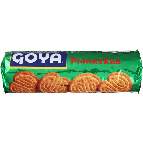 Goya Palmeritas Cookies, 5.82 oz, (Pack of 24)