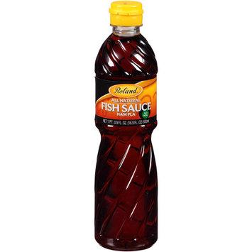 Roland All Natural Nam Pla Fish Sauce, 16.9 fl oz, (Pack of 12)