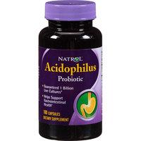 Natrol Acidophilus Probiotic Capsules, 100 count