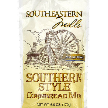 Southeastern Mills Southern Style Cornbread Mix, 6 oz, (Pack of 24)
