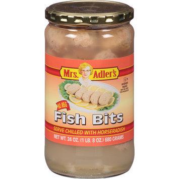 Mrs. Adler's Fish Bits, 24 oz, (Pack of, 12)