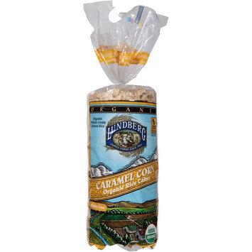 Lundberg Organic Caramel Corn Rice Cakes, 9.4 oz (Pack of 12)