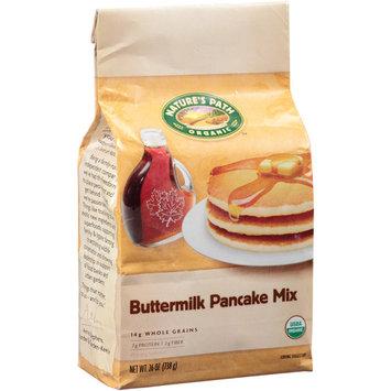 Nature's Path Organic Buttermilk Pancake Mix, 26 oz, (Pack of 6)
