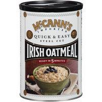 McCann's Imported Quick & Easy Steel Cut Irish Oatmeal, 24 oz, (Pack of 12)