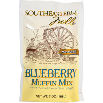Southeastern Mills Blueberry Muffin Mix, 7 oz, (Pack of 24)