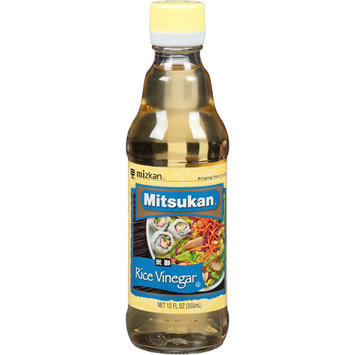 Mitsukan Rice Vinegar 12 fl oz, (Pack of 6)