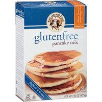 King Arthur Flour Gluten Free Pancake Mix, 15 oz, (Pack of 6)