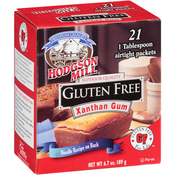 Hodgson Mill Gluten Free Xanthan Gum, 6.7 oz, (Pack of 6)