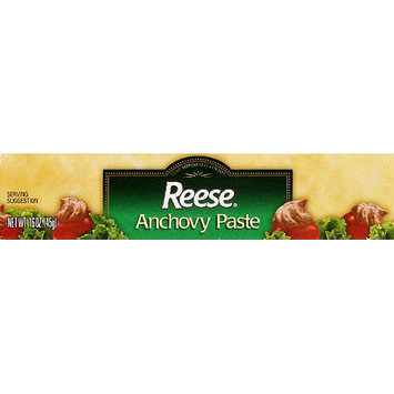Reese Anchovy Paste, 1.6 oz, (Pack of 10)